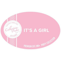 Catherine Pooler Ink Pad - It's a Girl