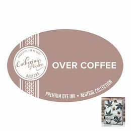 Catherine Pooler Ink Pad - Over Coffee