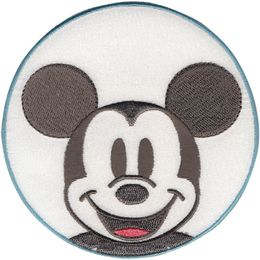 Wrights Disney Mickey Mouse Iron-On Applique - Mickey In Circle 19361710