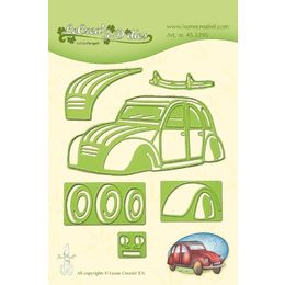 Lea'bilities Cutting & Embossing Dies - CAR 2CV 45.3295