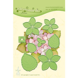 Lea'bilities Multi Cutting Dies - FLOWER #011 - HYDRANGEA 45.4544