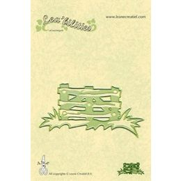 Lea'bilities Cutting & Embossing Dies - GARDEN GATE 45.7698
