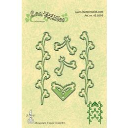 Lea'bilities Cutting & Embossing Dies - Classic Border & Corners - 45.9395