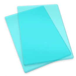 Sizzix Accessory - Cutting Pads, Standard, 1 Pair (Mint) 660522