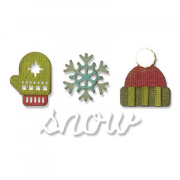 Sizzix Sidekick Side-Order Set - WINTER 663098