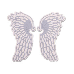 Sizzix Thinlits Dies Set (2Pk) - Angel Wings 663418