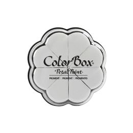 Clearsnap - ColorBox Pigment Petal Point Ink Pad 8 Plates 8030