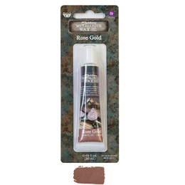 Finnabair Art Alchemy Metallique Wax 0.68 oz - Rose Gold