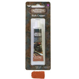 Finnabair Art Alchemy Metallique Wax 0.68 oz - Rich Copper
