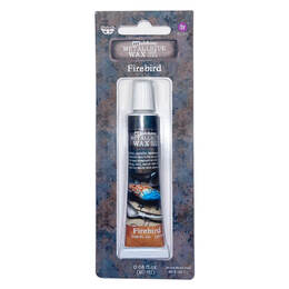 Finnabair Art Alchemy Metallique Wax 0.68 oz - Firebird