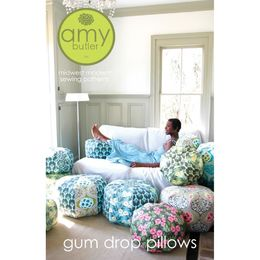 Amy Butler Sewing Patterns - Gum Drop Pillows