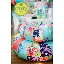 Amy Butler Sewing Patterns - Honey Bun Poufs