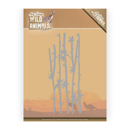Amy Design Wild Animals Outback Dies - Bamboo Grass ADD10204