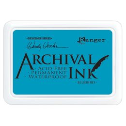 Wendy Vecchi Archival Ink Inkpad - Bluebird AID61243