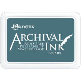 Ranger Archival Ink Pad - Seafarer AIP70795
