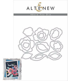 Altenew Dies Set - Adore You ALT1493