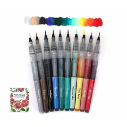 Altenew Watercolor Brush Markers - Winter Wonderland Set
