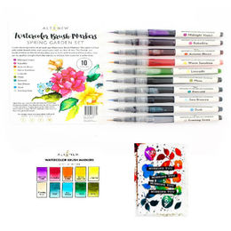 Altenew Watercolor Brush Markers - Spring Garden Set ALT2135