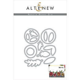 Altenew Dies Set - Rennie Roses ALT3151