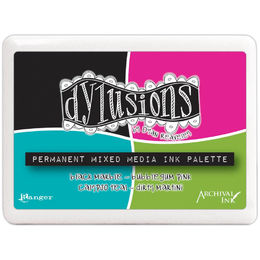 Dylusions Mixed Media Palette AMP47728