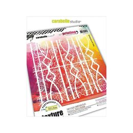 Carabelle Studio Art Printing Square Rubber Texture Plate - Street Art #1 APCA0028