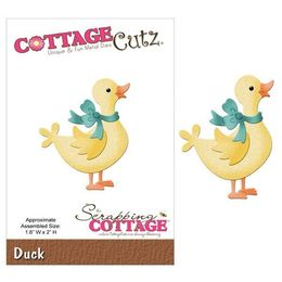 CottageCutz Dies - Duck CC009