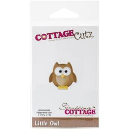 CottageCutz Dies - Little Owl CC043