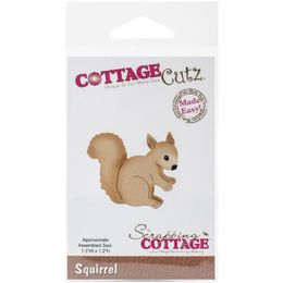 CottageCutz Dies - Squirrel CC047