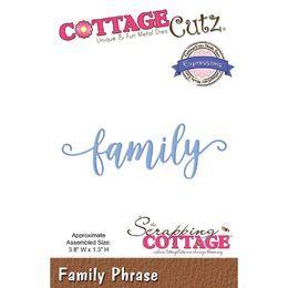 CottageCutz Dies - Family CCX098