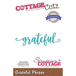 CottageCutz Dies - Grateful CCX102
