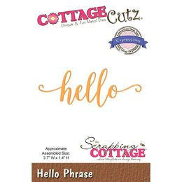 CottageCutz Dies - Hello CCX104