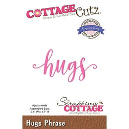 CottageCutz Dies - Hugs CCX106