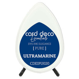 Couture Creations Card Deco Essentials Fade-Resistant Dye Ink - Ultramarine CDEIPU020
