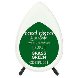 Couture Creations Card Deco Essentials Fade-Resistant Dye Ink - Grass Green CDEIPU021