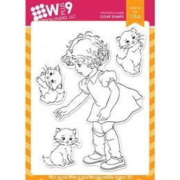 WPlus9 Design Stamps - Pick of the Litter - CL-WP9POTL