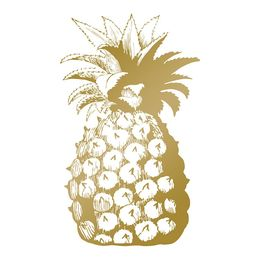 Couture Creations - Anna Griffin Hot Foil Stamps - Pineapple CO725362