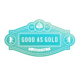 Couture Creations Mini Stamp - Gentleman's Emporium - Good as Gold Sentiment (1pc)