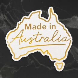 Couture Creations Mini Cut, Foil & Emboss - Sunburnt Country - Made in Australia (1pc)