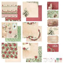 Couture Creations Collection Pack (12x12) - The Gift of Giving (12 sheets)