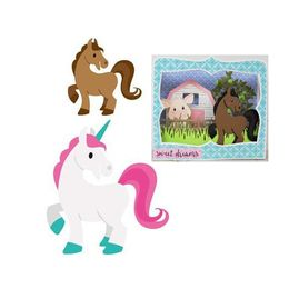 Marianne Design - Collectables Dies - Eline's Horse & Unicorn COL1408