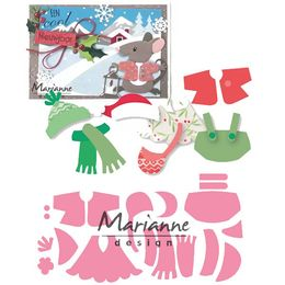Marianne Design - Collectables Dies - Eline's Outfits COL1438