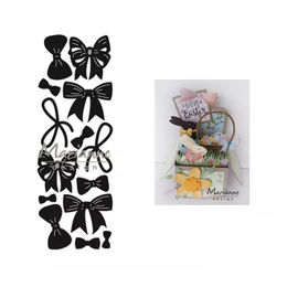 Marianne Design - Craftables Dies - Punch Die Bows CR1434