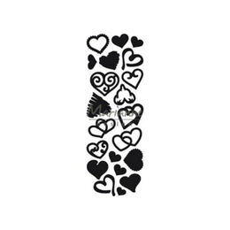 Marianne Design - Craftables Punch Dies - Sweet Hearts CR1460