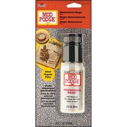 Mod Podge - Dimensional Magic - Glitter Silver (59 ml/ 2oz) CS11291