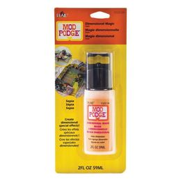Mod Podge - Dimensional Magic - Sepia (59 ml/ 2oz) CS25134