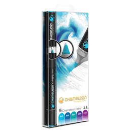 Chameleon Pens 5 Markers Set - Cool CT0508