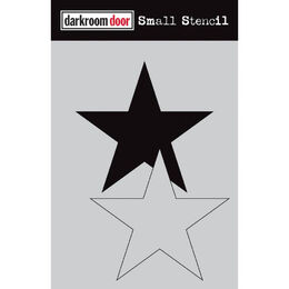 Darkroom Door Small Stencil - Star Set DDSS031