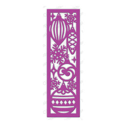 Impression Obsession Dies - Ornament Strip DIE740-V