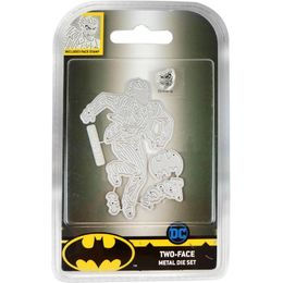 Character World DC Comics - Batman Dies And Face Stamp Set - Two-Face DUS3616