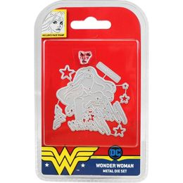 Character World DC Comics - Wonder Woman Dies and Face Stamp Set DUS4104